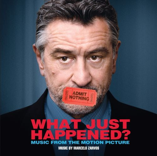 What Just Happened? [CD] 17239793