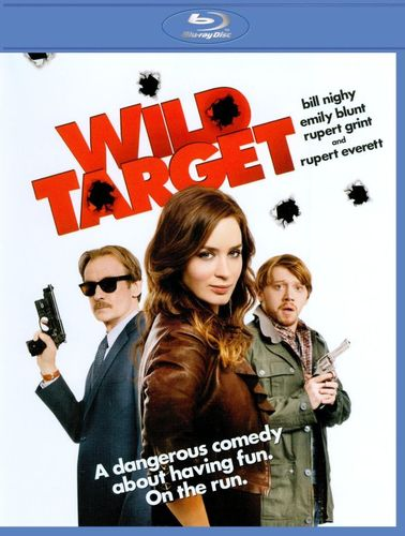 Wild Target [Blu-ray] [2009] 1725203