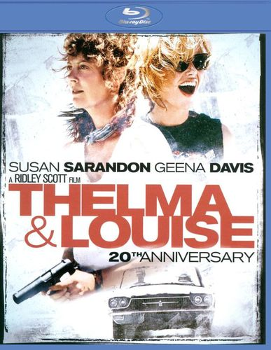 Thelma and & Louise [20th Anniversary] [Blu-ray] [1991] 1725212