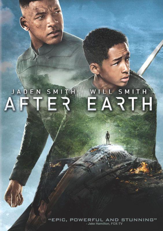 After Earth [Includes Digital Copy] [UltraViolet] [DVD] [2013] 1726087