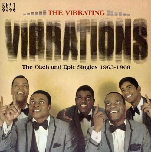 Vibrating Vibrations: The OKeh and Epic Singles 1963-1968 [CD] 17262686