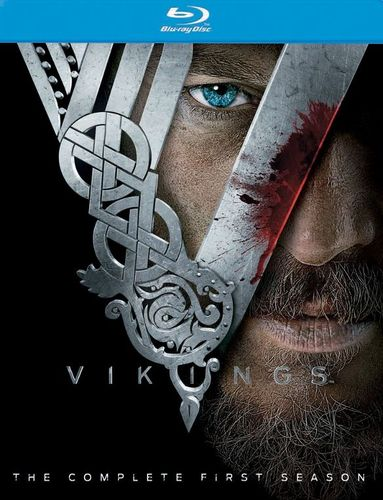 Vikings: The Complete First Season [3 Discs] [Blu-ray] 1730208