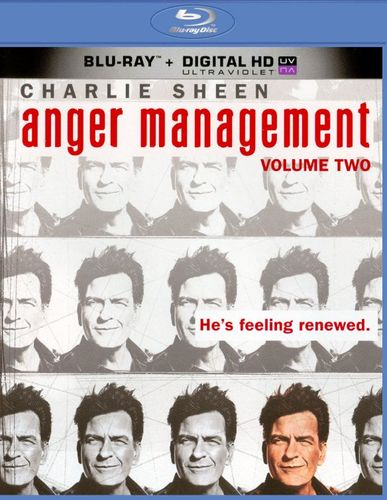 Anger Management, Vol. 2: Episodes 11-32 [2 Discs] [Blu-ray] 1730226