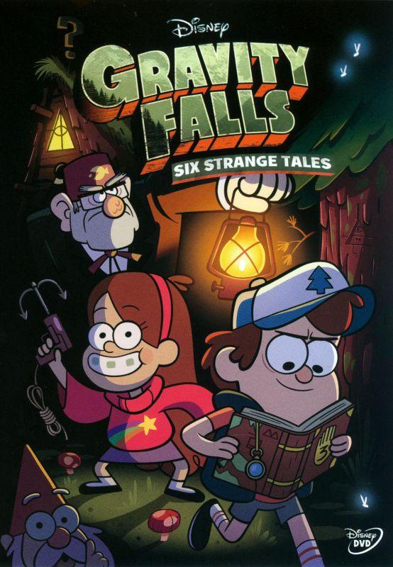 Gravity Falls: Six Strange Tales [DVD] 1730253