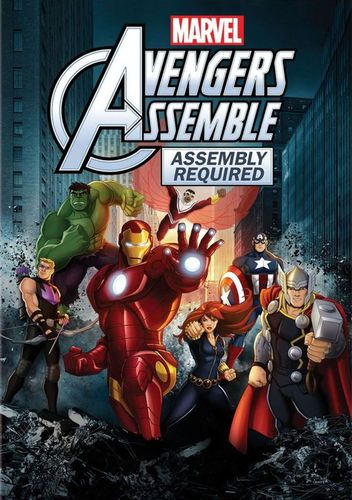 Avengers Assemble: Assembly Required [DVD] 1730262