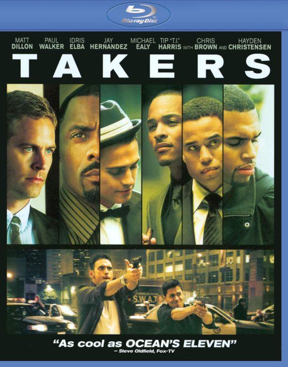 Takers [Blu-ray] [2010] 1732036