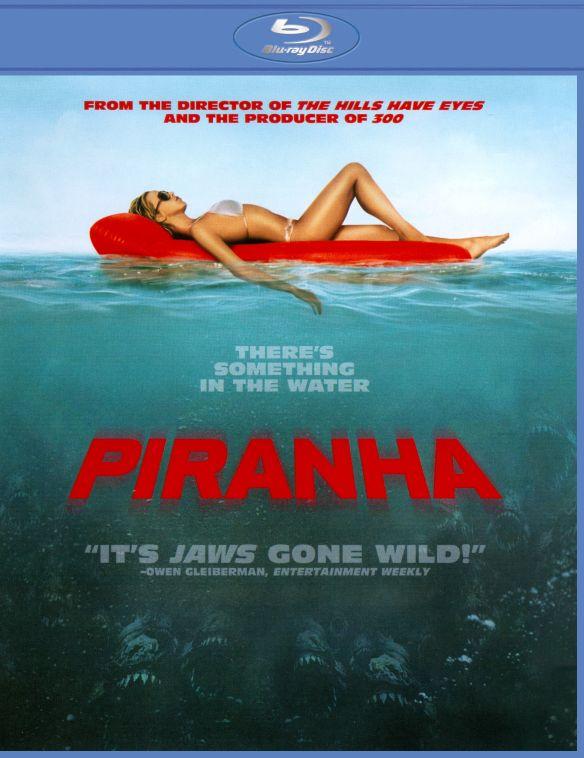 Piranha [Blu-ray] [2010] 1732054