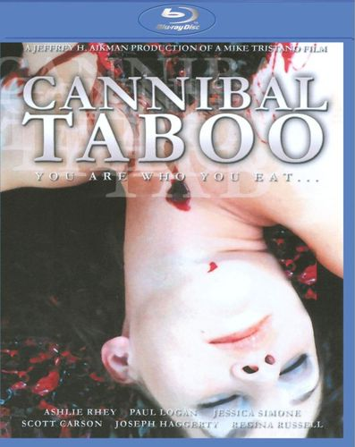 Cannibal Taboo [Blu-ray] [2006] 17320631