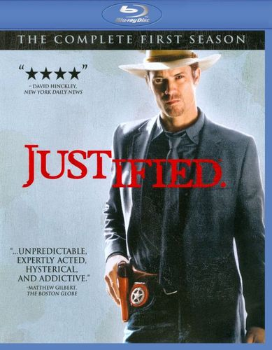 Justified: The Complete First Season [3 Discs] [Blu-ray] 1732063