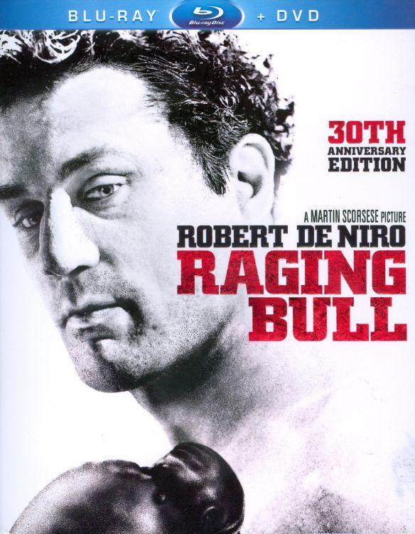 Raging Bull [30th Anniversary] [2 Discs] [Blu-ray/DVD] [1980] 1735264