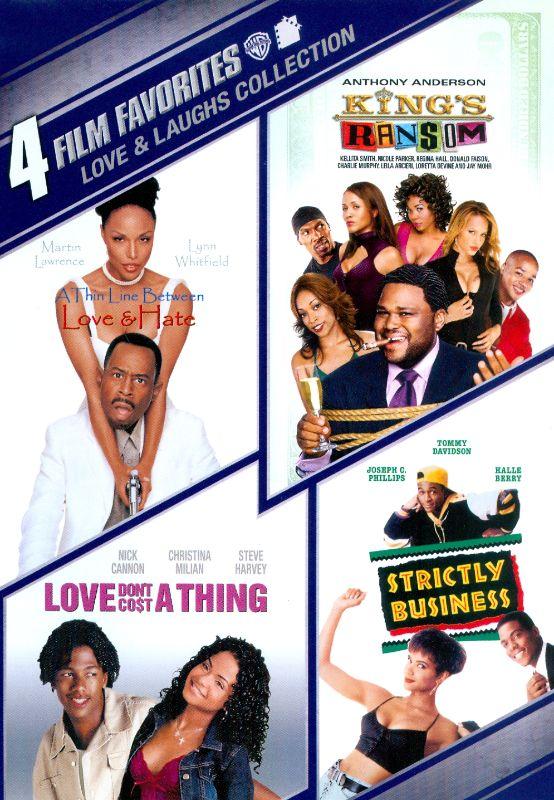 Love & Laughs Collection: 4 Film Favorites [2 Discs] [DVD] 1736032