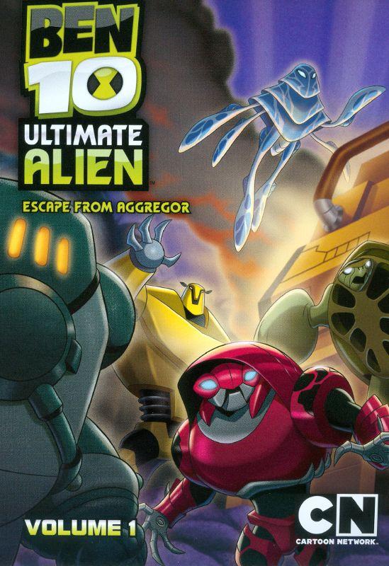 Ben 10: Ultimate Alien,...