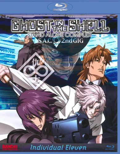 Ghost in the Shell: 2nd Gig - Individual Eleven [Blu-ray] [2006] 1737054