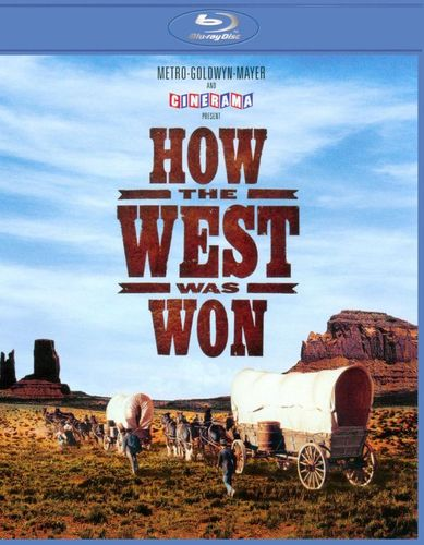 How the West Was Won [Special Edition] [Blu-ray] [1962] 1737059