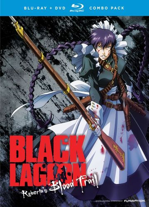 Black Lagoon: Roberta's Blood Trail OVA [4 Discs] [Blu-ray] 1737081