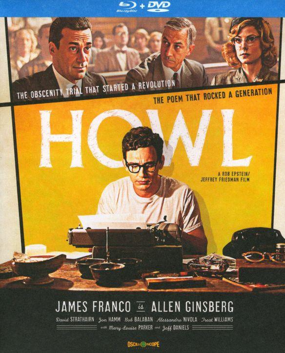 Howl [2 Discs] [Blu-ray/DVD] [2010] 1737165