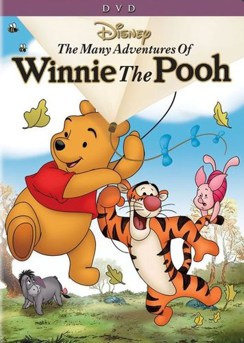 The Many Adventures of Winnie the Pooh [DVD] [1977] 1737306