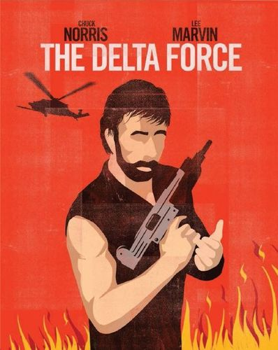 The Delta Force [Blu-ray] [1986] 1737546