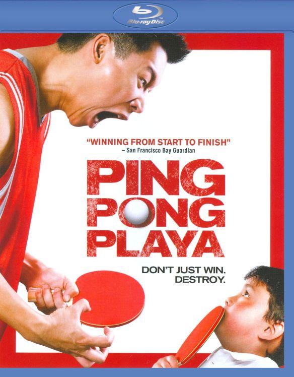 Ping Pong Playa [WS] [Blu-ray] [2007] 17375573