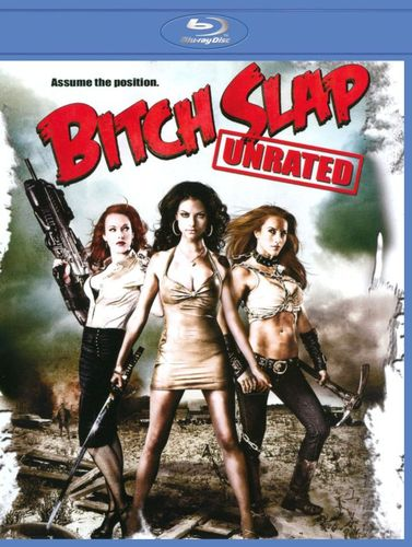 Bitch Slap [Unrated] [Blu-ray] [2009] 1737564