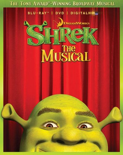 Shrek the Musical [2 Discs] [Blu-ray/DVD] [2013] 1737573
