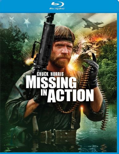 Missing in Action [Blu-ray] [1984] 1737582