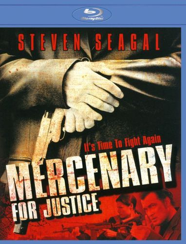 Mercenary for Justice [Blu-ray] [2006] 1737637