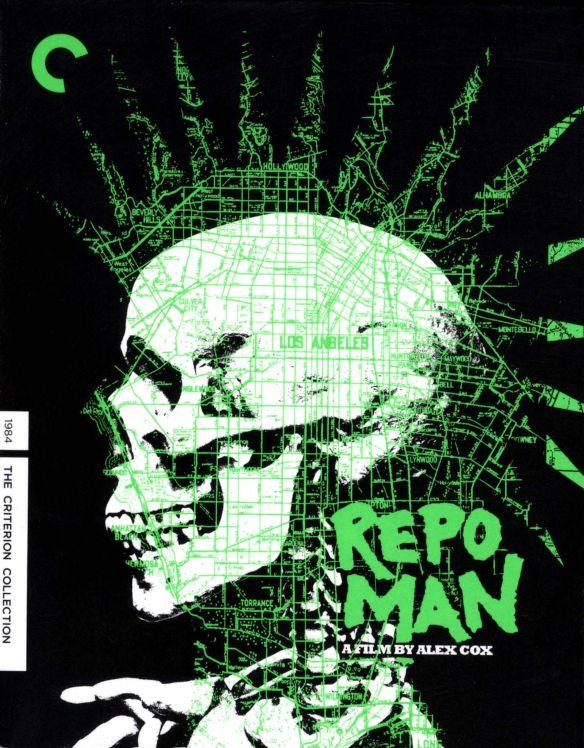 Repo Man [Blu-ray] [1984] 1738044