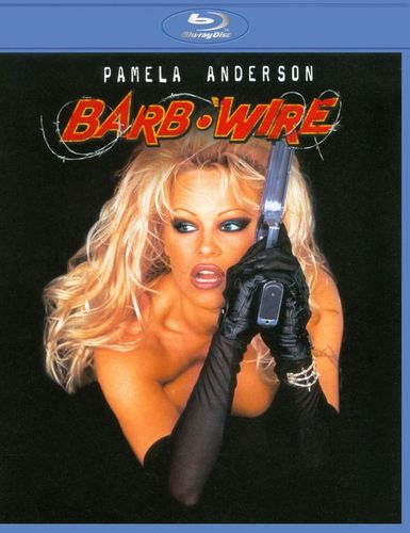 Barb Wire [Blu-ray] [1996] 1738094