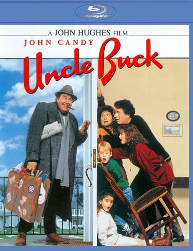 Uncle Buck [Blu-ray] [1989] 1738155