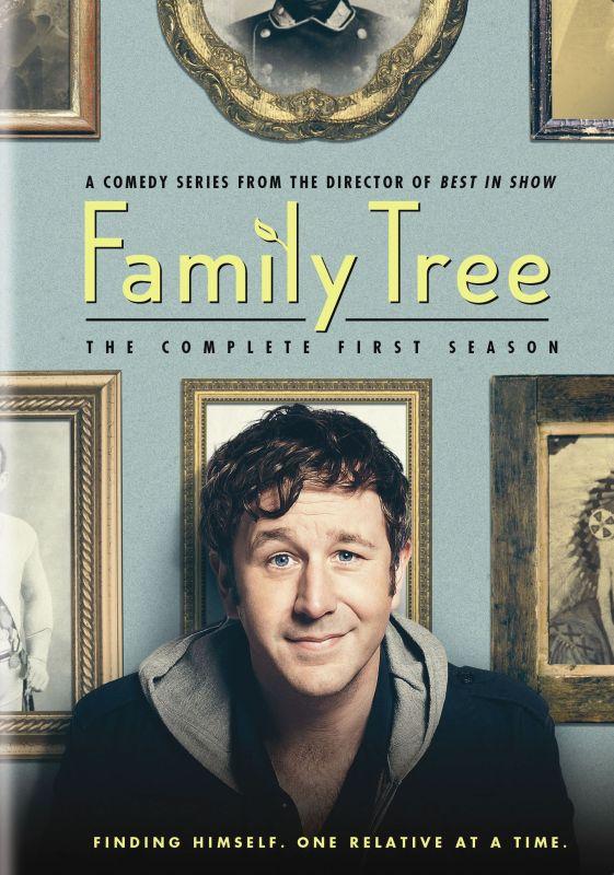 Family Tree [2 Discs] [DVD] 1738545