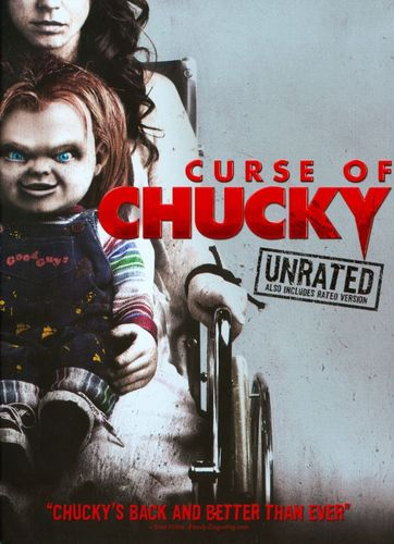 Curse of Chucky [Unrated] [DVD] [2013] 1739185