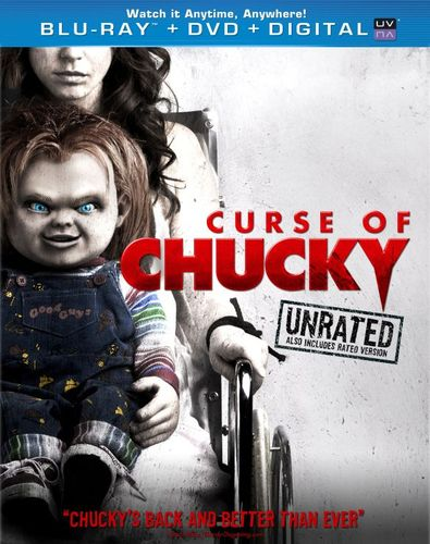 Curse of Chucky [Unrated] [2 Discs] [Includes Digital Copy] [Blu-ray/DVD] [2013] 1739194