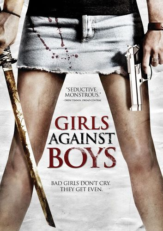 Girls Against Boys [DVD] [2012] 1740048