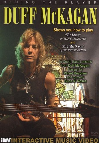 Behind the Player: Duff McKagan [DVD] [2008]