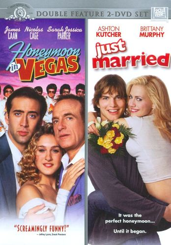 Honeymoon in Vegas/Just Married [DVD] 17414479