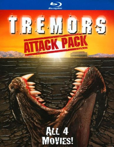 Tremors Attack Pack [2 Discs] [Blu-ray] 1743027
