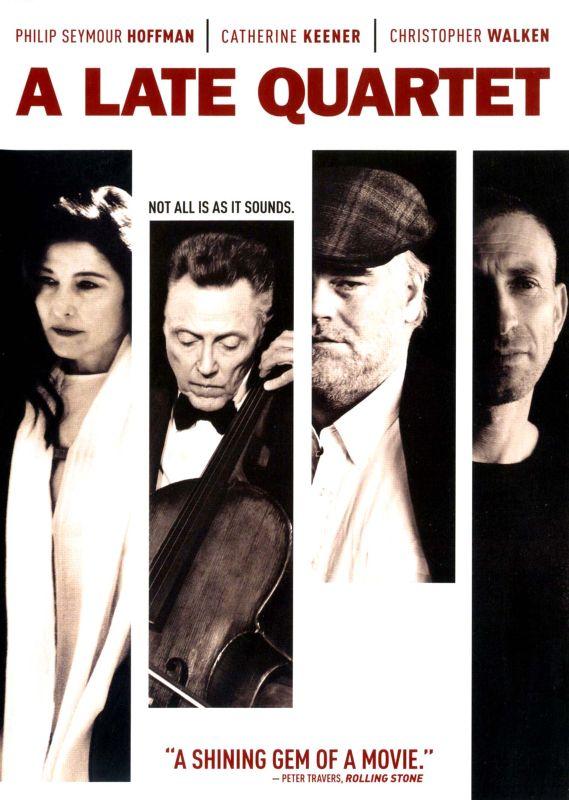 A Late Quartet [DVD] [2012] 1743132