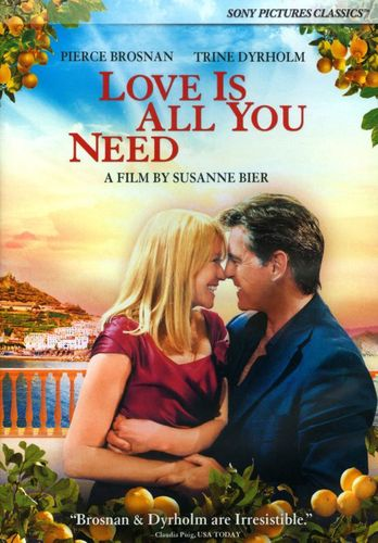 Love Is All You Need [DVD] [Dan/Fre] [2012] 1743169