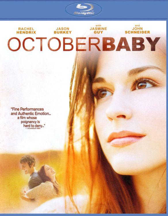 October Baby [Blu-ray] [2012] 1743306