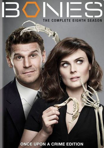 Bones: The Complete Eighth Season [6 Discs] [DVD] 1745025