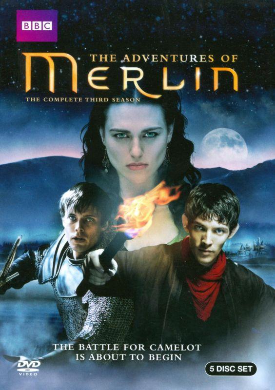 Merlin: The Complete Third Season [5 Discs] [DVD] 1747788