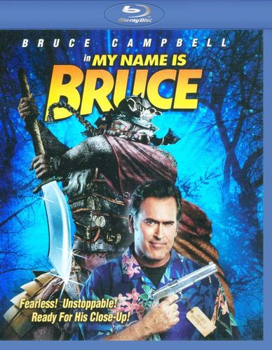 My Name Is Bruce [Blu-ray] [2007] 17483803