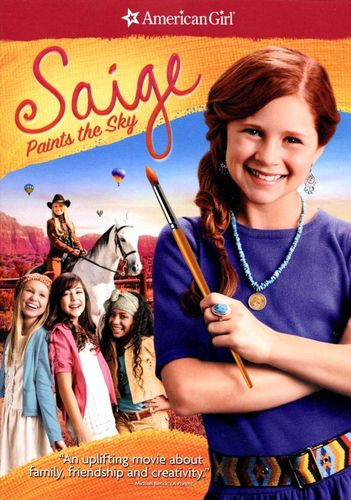 An American Girl: Saige Paints the Sky [DVD] [2013] 1749613