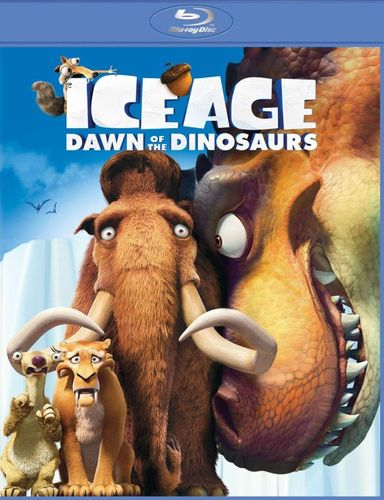 Ice Age: Dawn of the Dinosaurs [Blu-ray] [2009] 1749786