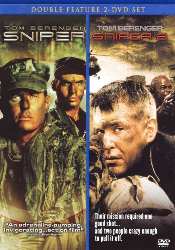 Sniper/Sniper 2 [2 Discs] [DVD] 17514138