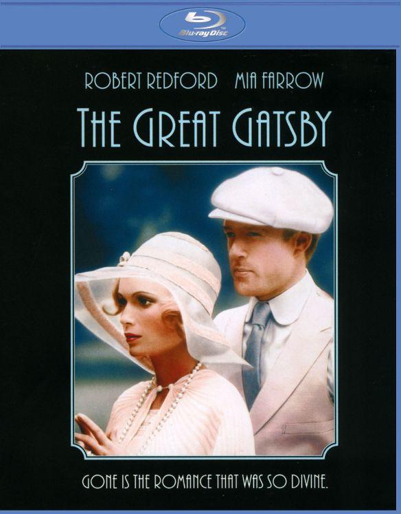 The Great Gatsby [Blu-ray] [1974] 1752323