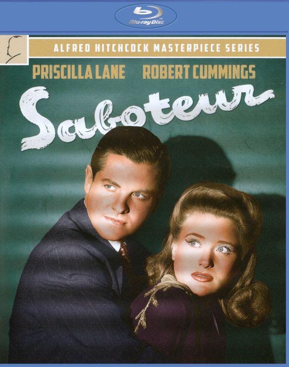Saboteur [Blu-ray] [1942] 1752627