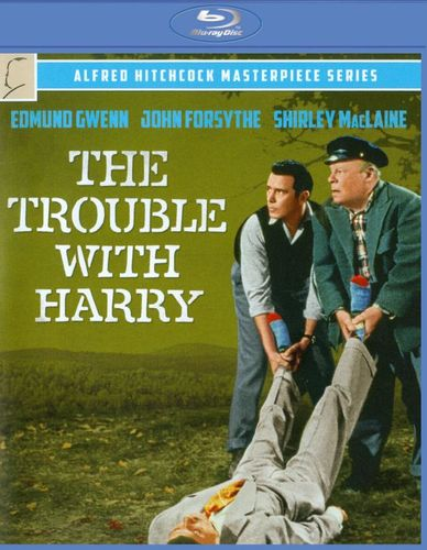 The Trouble with Harry [Blu-ray] [1955] 1752727