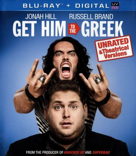 Get Him to the Greek [Includes Digital Copy] [UltraViolet] [Blu-ray] [2010] 1752863